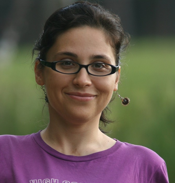 Nicoleta Boșnigeanu