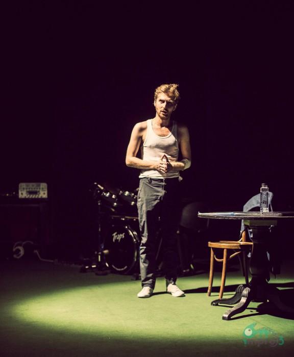 IMPRO Foto: Talent şi multă energie pe scena Teatrului Naţional Bucureşti (1/5)