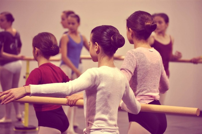 Improvizația ca un balet
