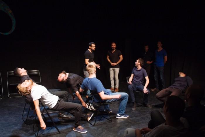 IMPRO Foto: Spectaculos, teatral, plin de inspiraţie (12/18)