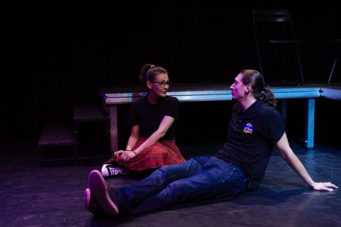 IMPRO Foto: Spectaculos, teatral, plin de inspiraţie (1/18)