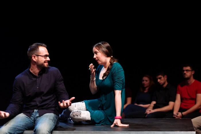 IMPRO Foto: Spectaculos, teatral, plin de inspiraţie (14/18)