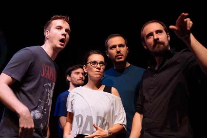 IMPRO Foto: Spectaculos, teatral, plin de inspiraţie (8/18)