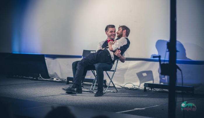 IMPRO Foto: Selecţia de spectacole !MPRO 2018 (10/10)