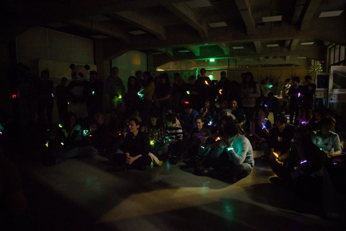 IMPRO Foto: The Bat la Earth Hour (3/3)