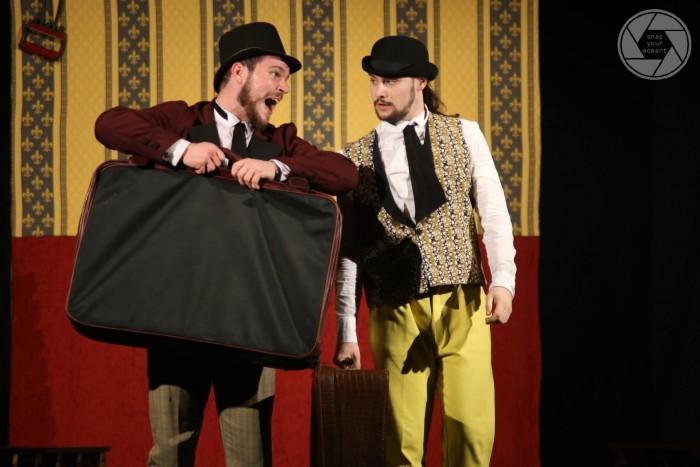 IMPRO Foto: Disertaţia, actoria şi improvizaţia (2/3)