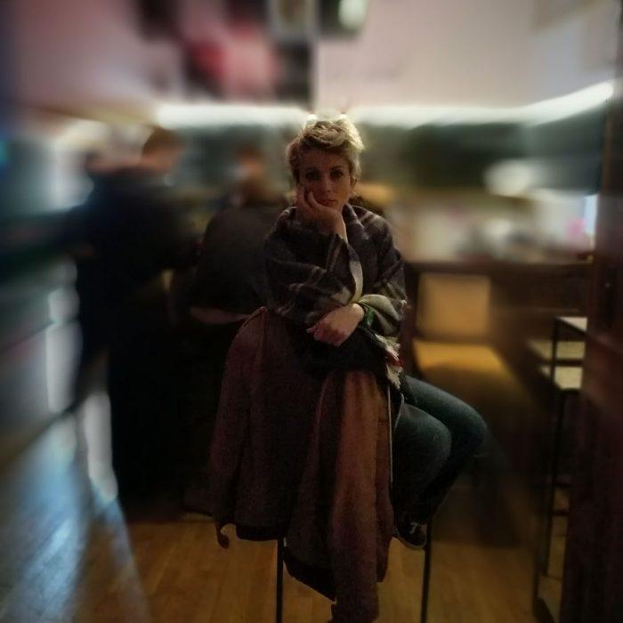IMPRO Foto: O discuţie sinceră cu Delia Riciu despre intimitate (4/12)