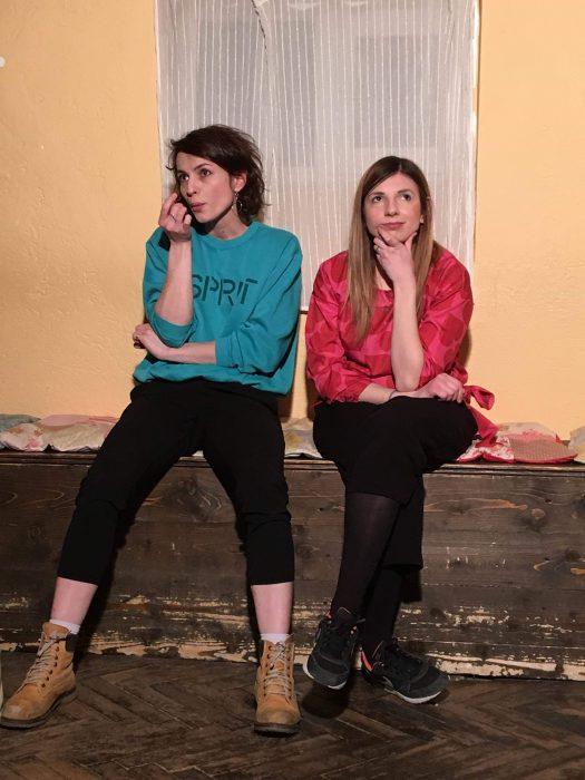 IMPRO Foto: O discuţie sinceră cu Delia Riciu despre intimitate (11/12)