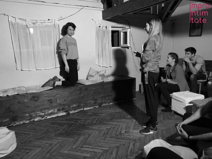 IMPRO Foto: O discuţie sinceră cu Delia Riciu despre intimitate (10/12)